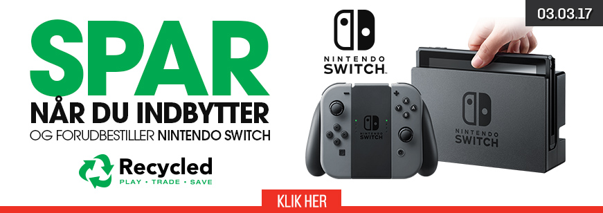 Nintendo Switch Trade Upgrade