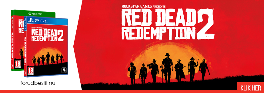 Red Dead Redemption 2 Pre Order
