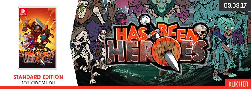 Has Been Heroes Nintendo Switch Pre Order