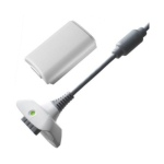 GS Play & Charge Kit White