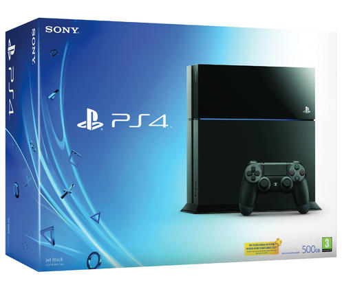 PlayStation®4 500GB Konsol