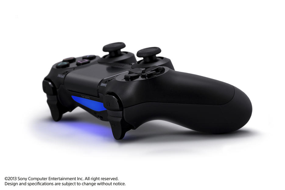 Dualshock 4 Wireless Controller Jet Black