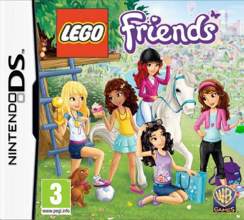 lego friends gamestop