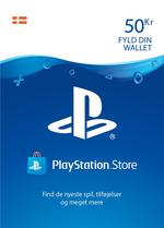 50 kr PlayStation®Network-wallet