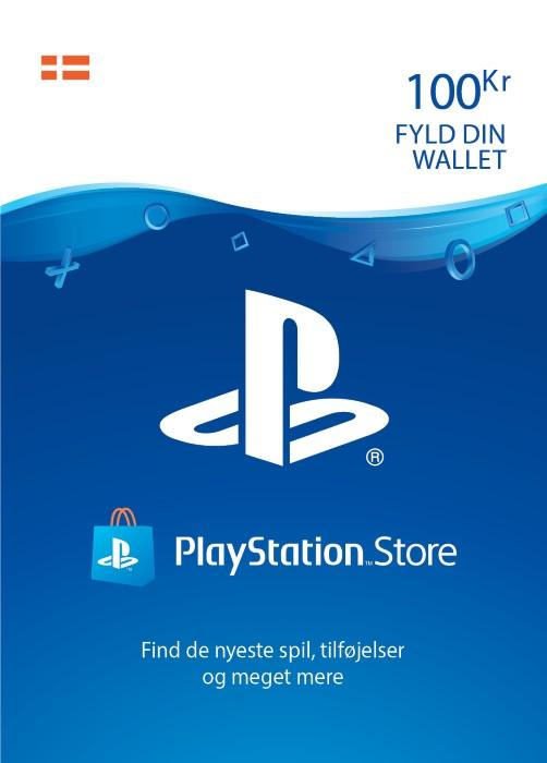 100 kr PlayStation®Network-wallet [DIGITAL]