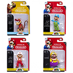 Nintendo Mini Figures