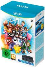 Super Smash Bros w/Adapter