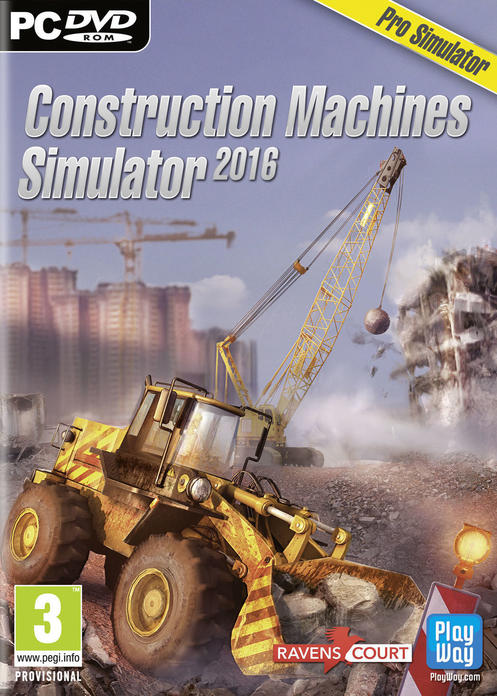 construction machines simulator 2016 gamestop. Black Bedroom Furniture Sets. Home Design Ideas