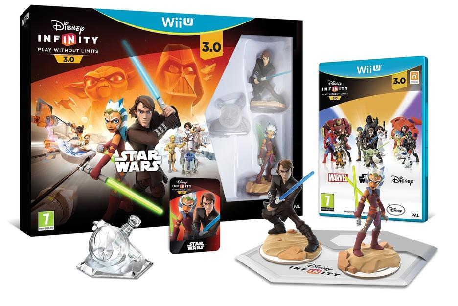 Disney Infinity 3.0 Star Wars ™ Starter Pack