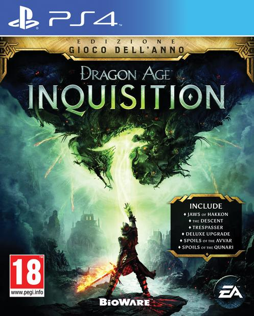 dragon age inquisition game of the year gamestop. Black Bedroom Furniture Sets. Home Design Ideas
