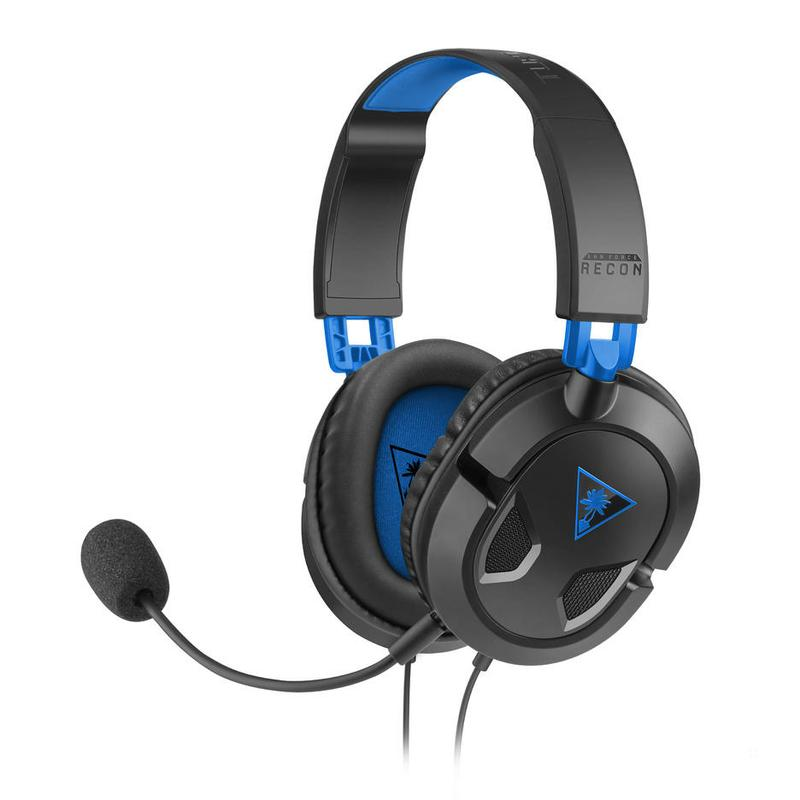 Turtle Beach Ear Force Recon 50P Headset for PS4