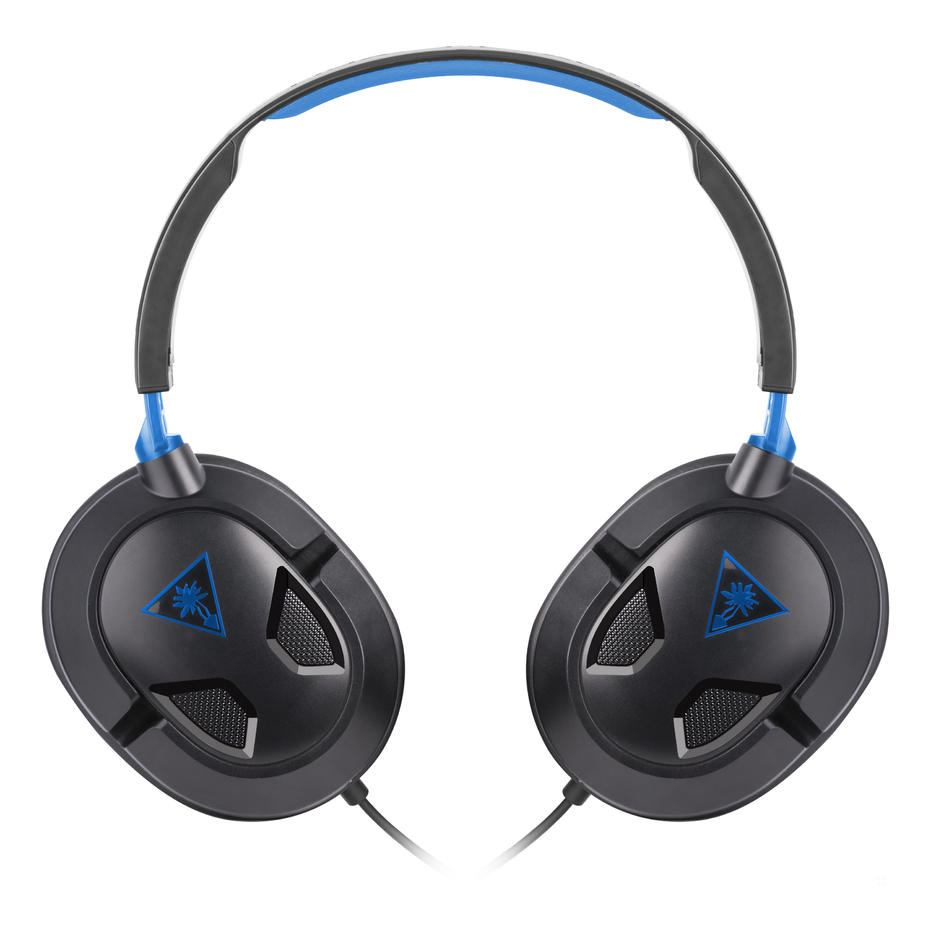 Turtle Beach® Black Ear Force Recon 50P Headset til PS4