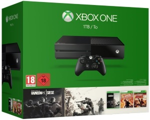 Rainbow Six Xbox One 1TB Bundle