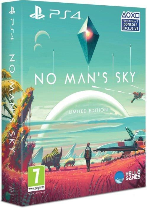 No Man's Sky Limited Edition