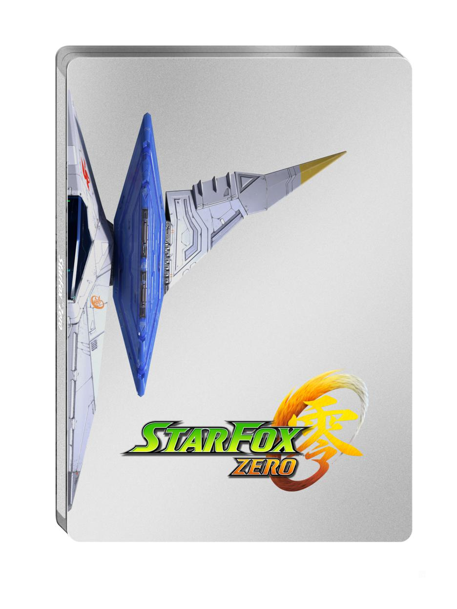 Star Fox Zero - First Print Edition
