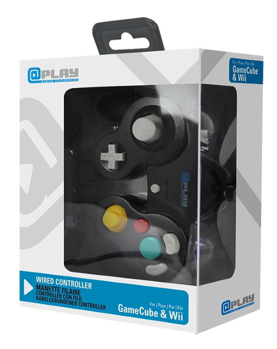At Play: Gamecube & Wii U Wired Controller