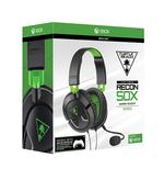 Turtle Beach® Black Recon 50X Gaming Headset til Xbox One
