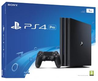Playstation 4 Pro 1TB Konsol