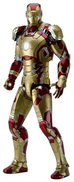 Iron Man 3: 1/4 Scale Iron Man (Mark 42 Suit)