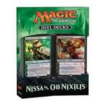 Magic The Gathering: Duel Decks Nissa vs. Ob Nixilis