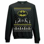 Christmas Jumper: Batman Logo
