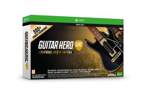GameStop is having a Guitar Hero & Rock Band Blowout Sale on select Guitar Hero and Rock Band bundles. Choose US Ground Shipping to get them shipped free. Thanks to this GameStop sponsorship, we are giving away 5 x $ GameStop gift cards!
