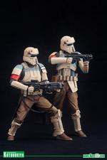Rogue One A Star Wars Story Shore Trooper Two Pack ARTFX+