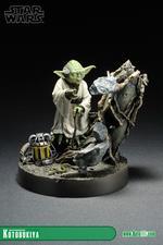 Star Wars: Yoda The Empire Strikes Back ARTFX
