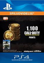Call of Duty: Infinite Warfare 1,100 Points for PS4