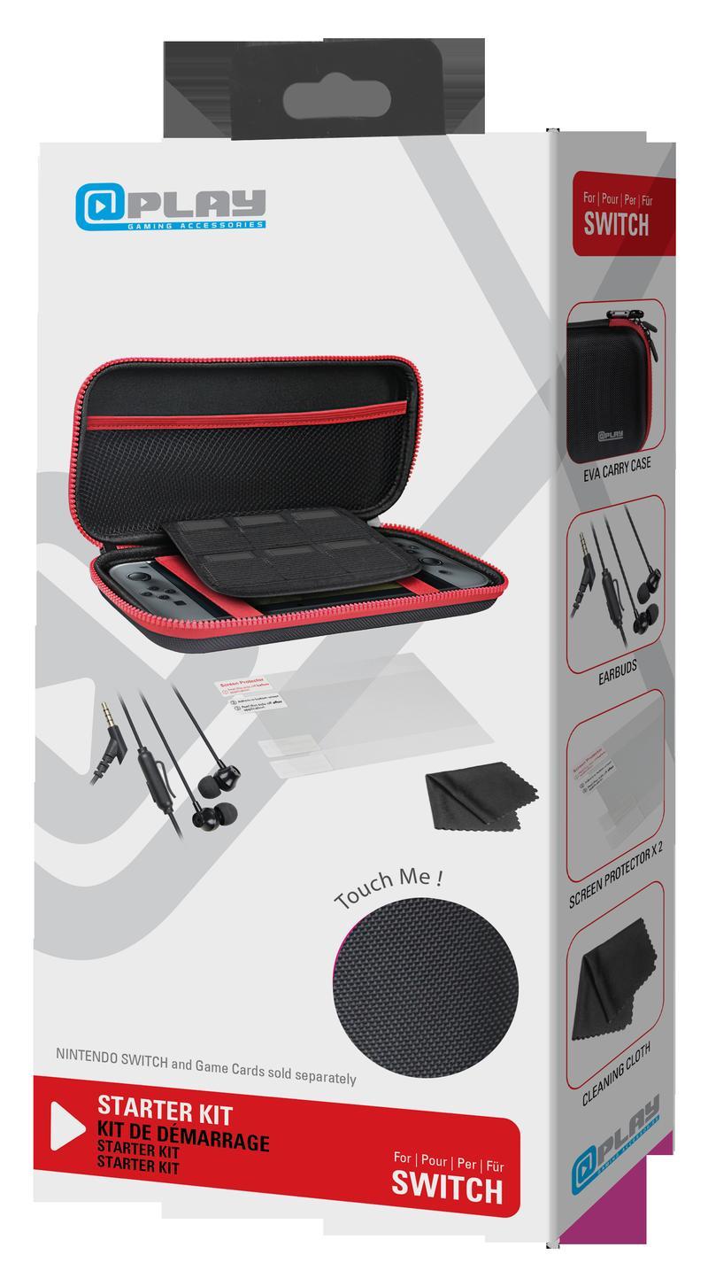 At Play: Nintendo Switch Starter Kit Plus