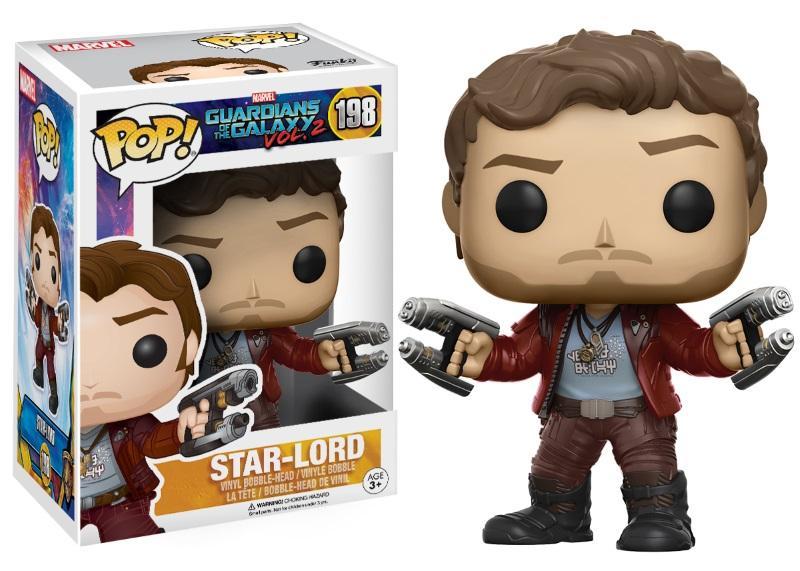 POP! Guardians of the Galaxy Vol. 2 - Star Lord