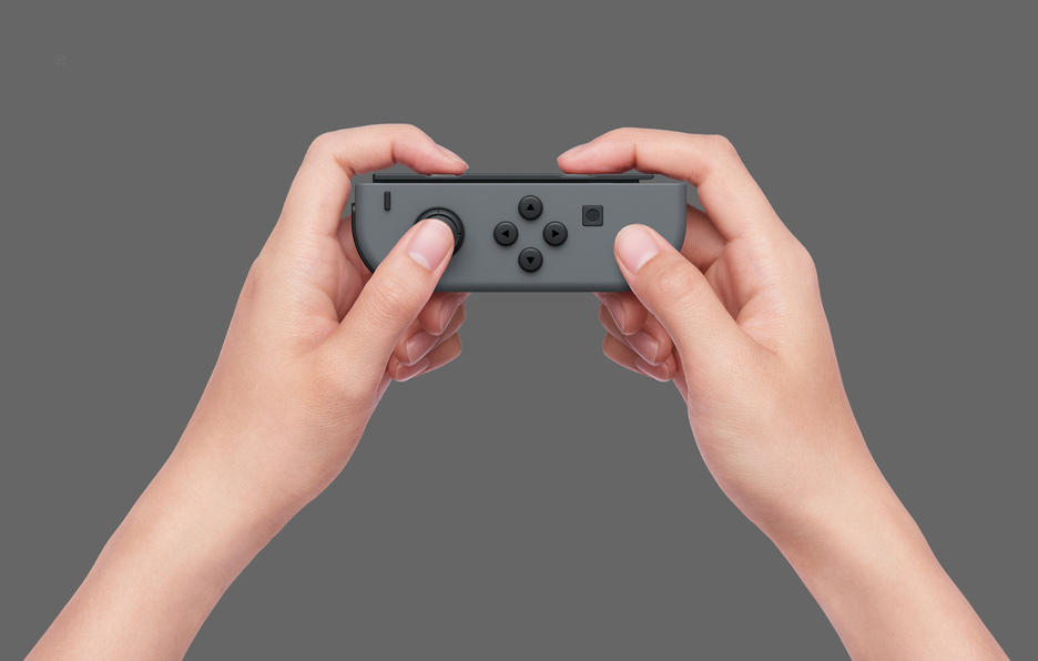 Nintendo Switch: Joy-Con Controller  [Left Handed]