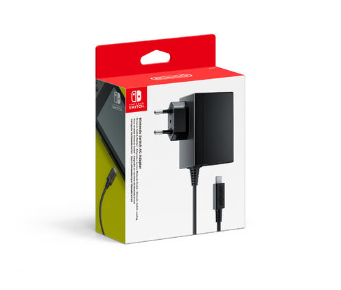 Nintendo Switch: AC Adapter