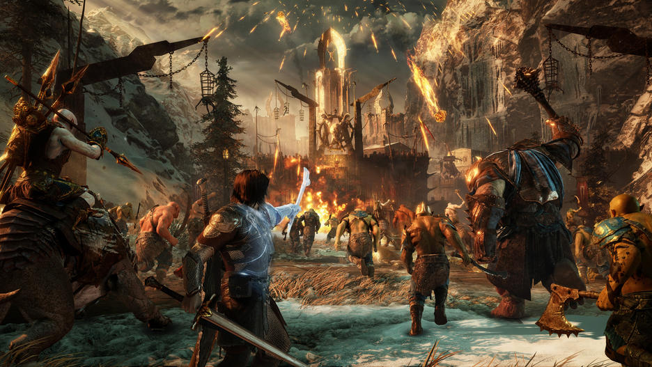 Middle Earth: Shadow Of War [Gold Edition]