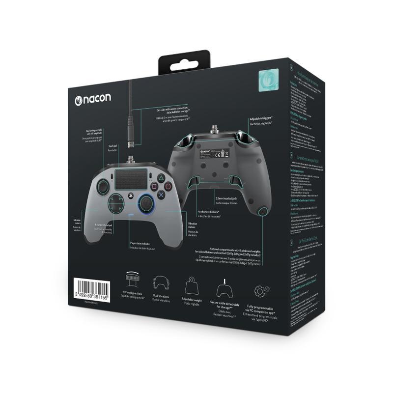 Nacon Revolution Pro Controller Grey [Kun Hos GameStop]
