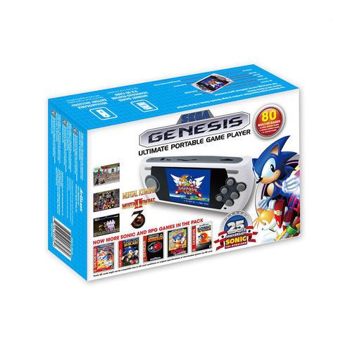 SEGA Ultimate Genesis Retro Games Handheld Konsol