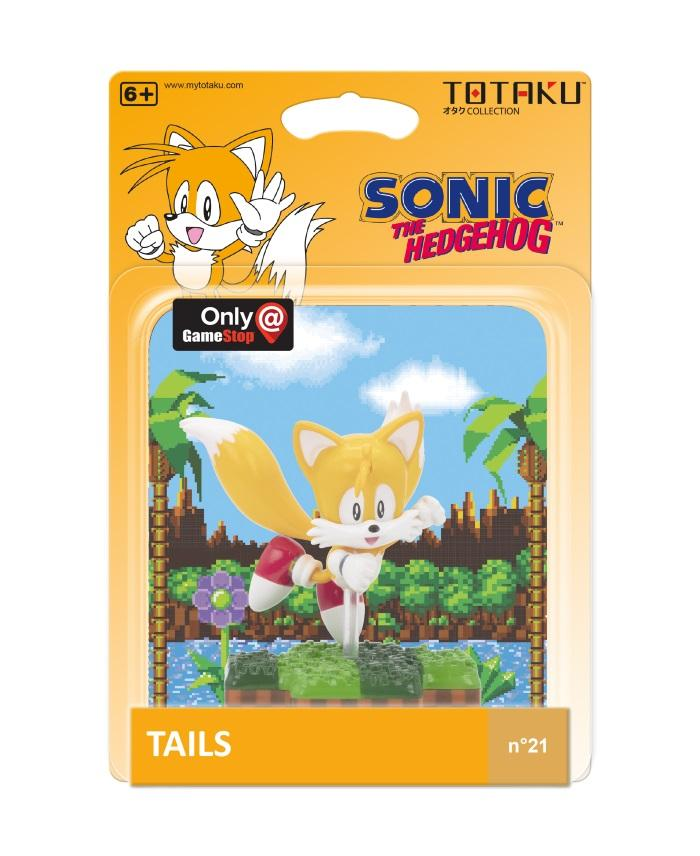 TOTAKU™ Collection: Sonic The Hedgehog - Tails [Kun Hos GameStop]