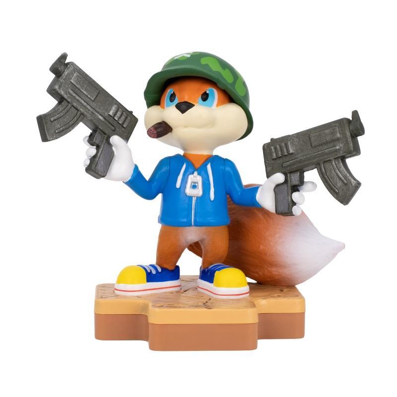TOTAKU™ Collection: Conkers Bad Fur Day - Conker [Kun Hos GameStop]