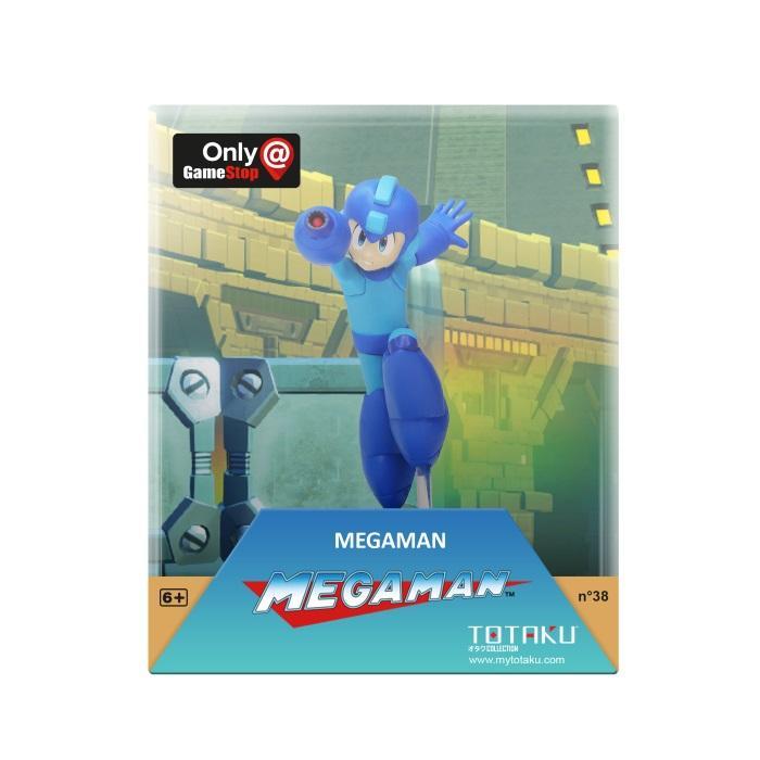 TOTAKU™ Collection: Mega Man [Kun Hos GameStop]