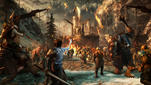 Xbox One S 1TB Konsol og Middle Earth: Shadow of War [Kun Hos GameStop]