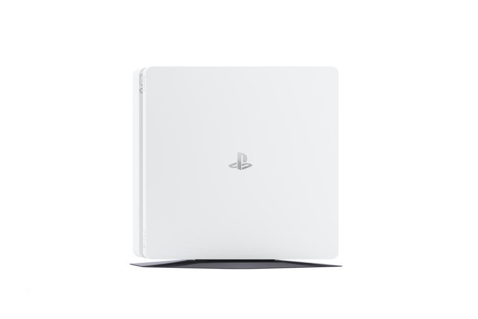 PlayStation®4 500GB Glacier White Konsol