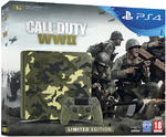 Playstation 4 1TB Call of Duty WWII Limited Edition Console