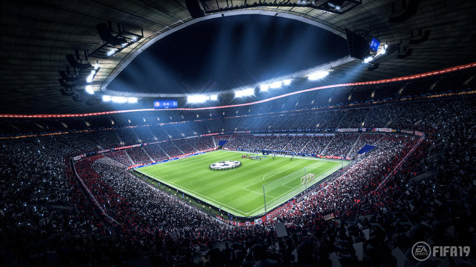 Fifa 19 Champions Edition Gamestop Danmark