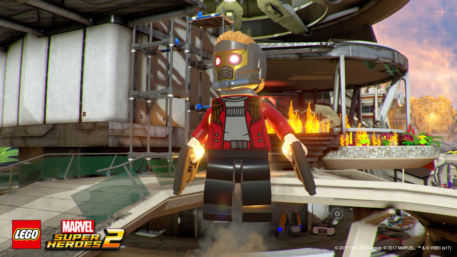LEGO® Marvel Super Heroes 2 Deluxe Edition