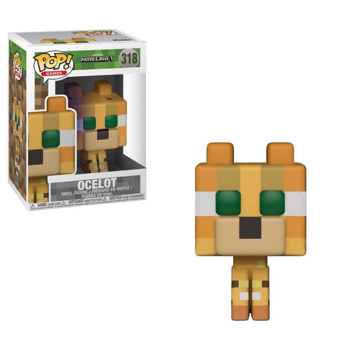 Pop! Games: Minecraft - Ocelot