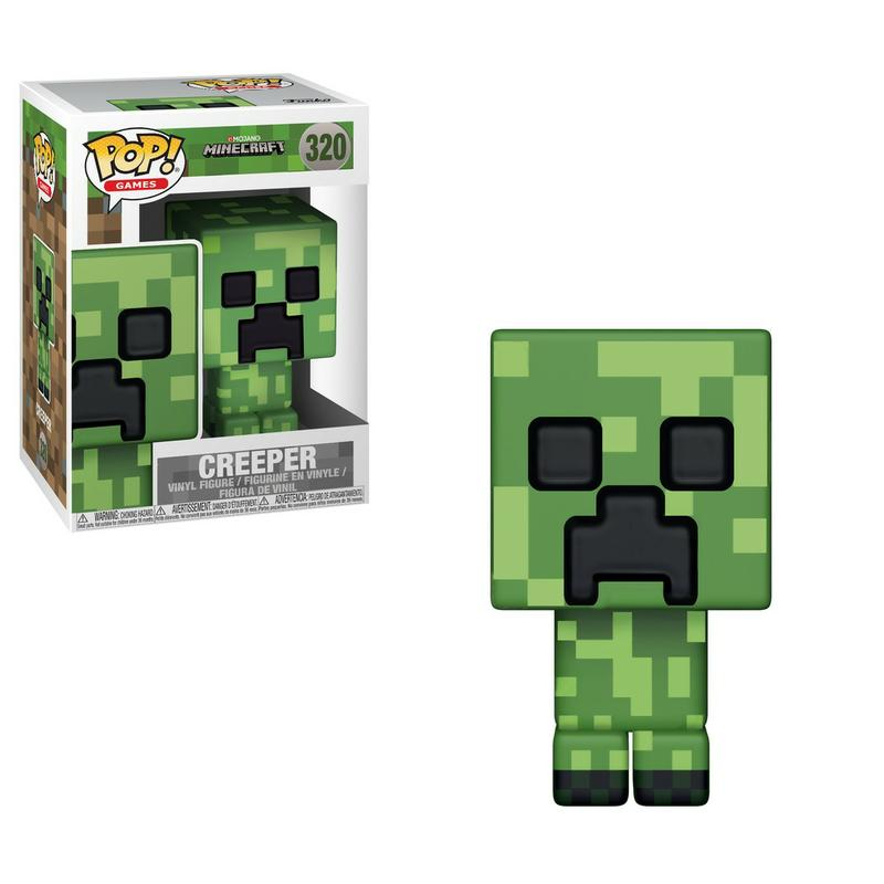 Pop! Games: Minecraft - Creeper