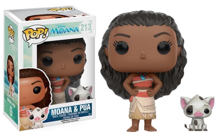 Pop! Disney: Moana - Moana & Pua