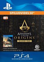 Assassins Creed Origins Season Pass for PS4