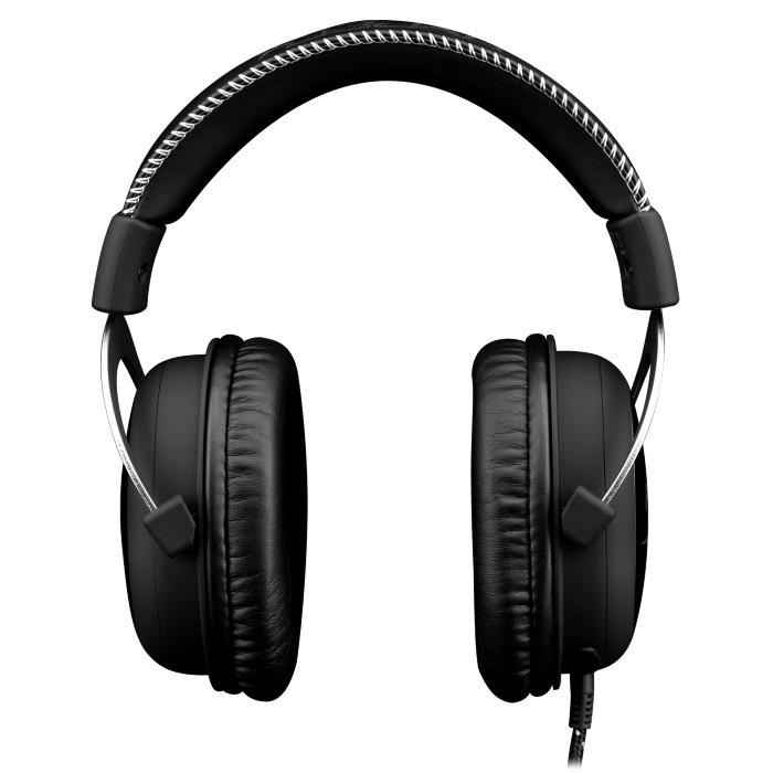 HyperX™: Cloud™ Pro Gaming Headset - Silver