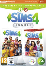 The Sims™ 4 & The Sims™ Cats & Dogs